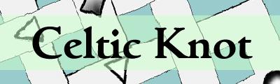 Celtic Knot banner